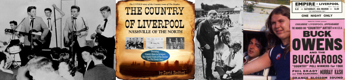 The Country of Liverpool – Nashville of The North