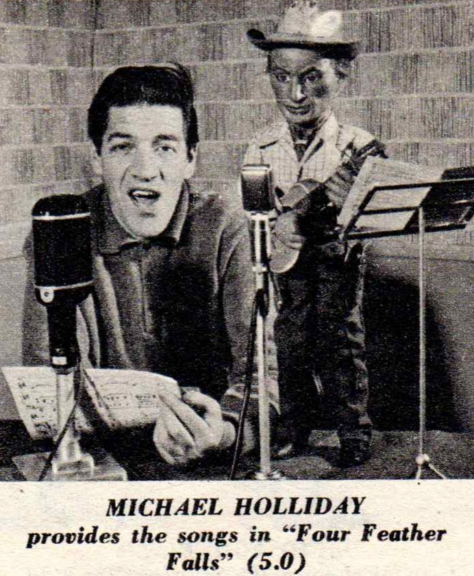 Michael Holliday in Four Feather Falls